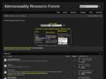 Screenshot of http://abrosexuality.jcink.net