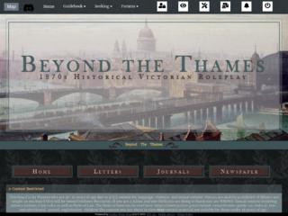 Beyond the Thames