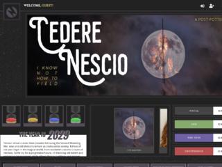 Screenshot of https://cederenescio.jcink.net