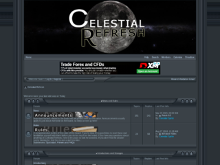 Celestial Refresh Roleplay