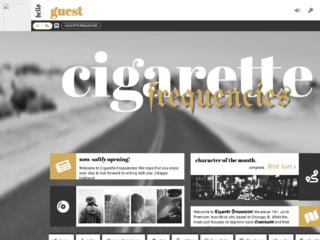 Cigarette Frequencies