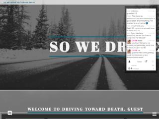Driving Toward Death