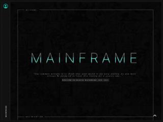 marvel // : mainframe