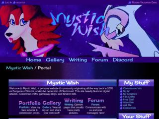 Mystic Wish