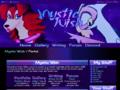 Screenshot of http://mysticwish.monster