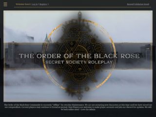 The Order Of the Black Rose