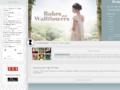 Screenshot of http://rakesandwallflowers.jcink.net