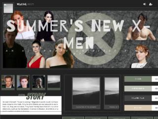 Screenshot of https://summersnewxmen.jcink.net