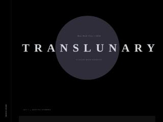 Screenshot of https://translunary.jcink.net