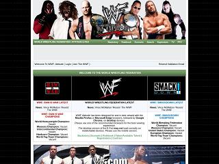 Screenshot of http://www.wwfefed.com