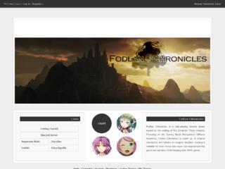 Screenshot of http://www.fodlan.com